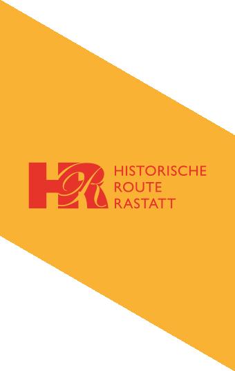 Historische Route Rastatt Wettbewerbsbeitrag