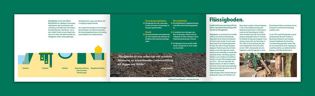 Umwelttechnik Folder